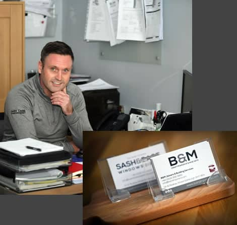 B&M - A Company You Can Trust
